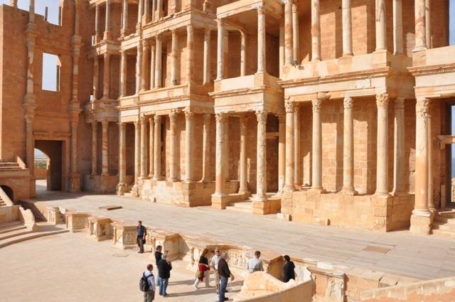 Либия – приятна туристическа изненада и перфектна организация