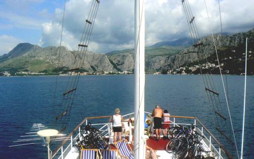 Dalmatian Cycling And Cruising Adventures (Croatia)