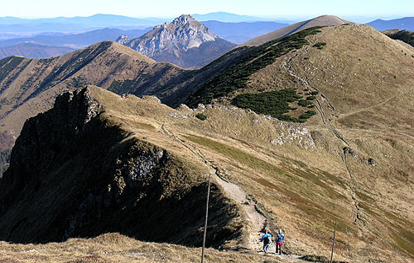 Self Guided Trek In Mala Fatra, Slovakia