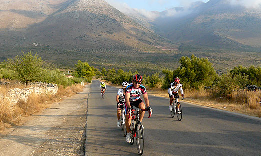 Peloponnese Road Cycling (Greece)