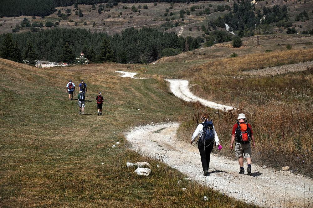 Orpheus Mountains Trek (Bulgaria)