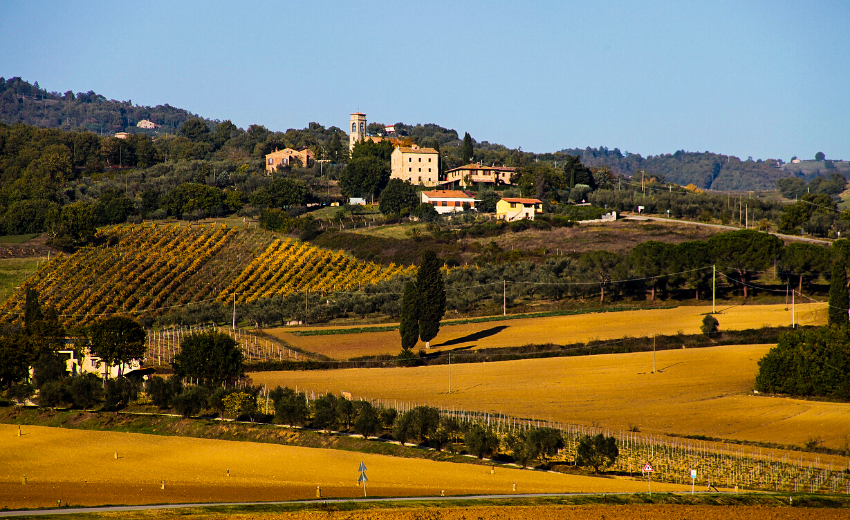 Medieval Umbria - From Assisi to Spoleto