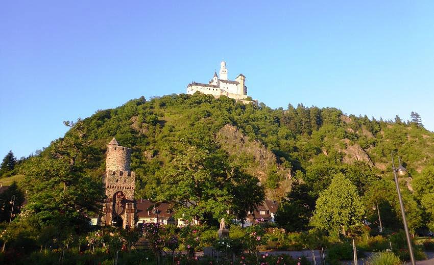 Rhinegau & Middle-Rhine valley selfguided  walk