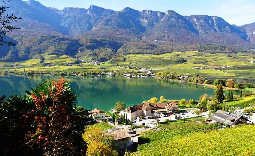 From Meran to Lake Garda Selfguided tour