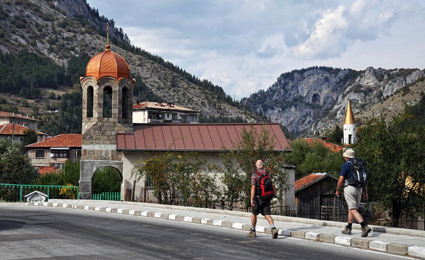 The Orpheus Mountains Self-guided Trek (Bulgaria)