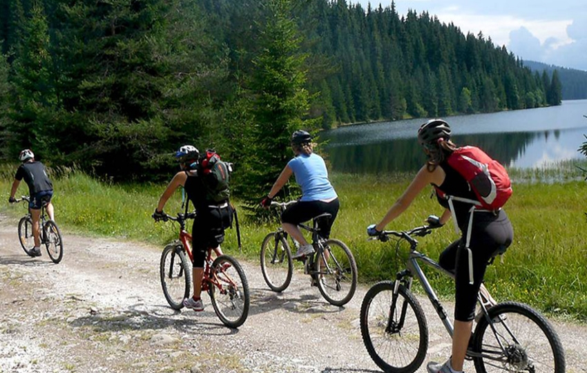 Mountain Biking in Bulgaria's Rhodope Mountains
