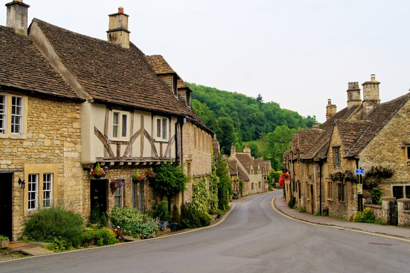 Bath And The Wiltshire Cotswolds Walk (England)