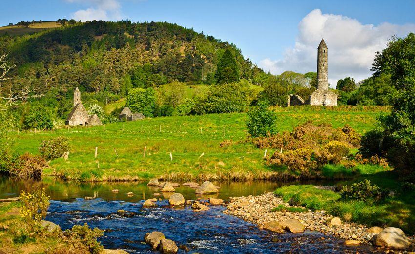 Wicklow Way - Ireland