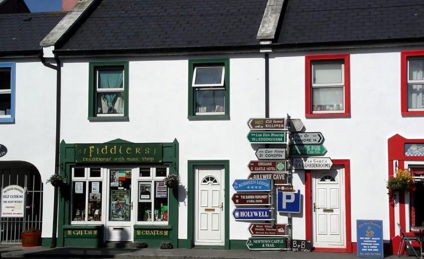 Burren Way - Ireland