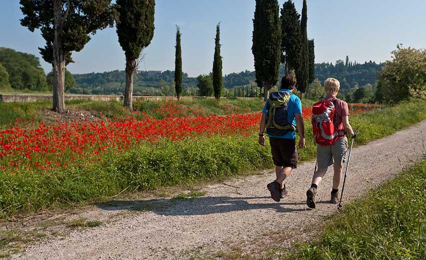 From Lake Garda to Venice (Italy)