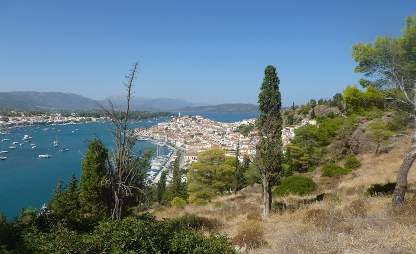 Athens and Saronic islands by bike