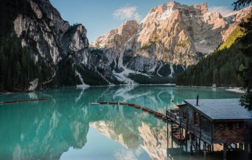 Hiking the Alta Via - Dolomites, Italy