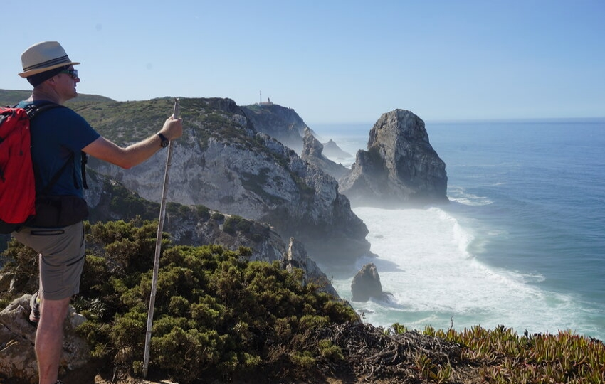Walking trip in Portugal - from Sintra to Cascais
