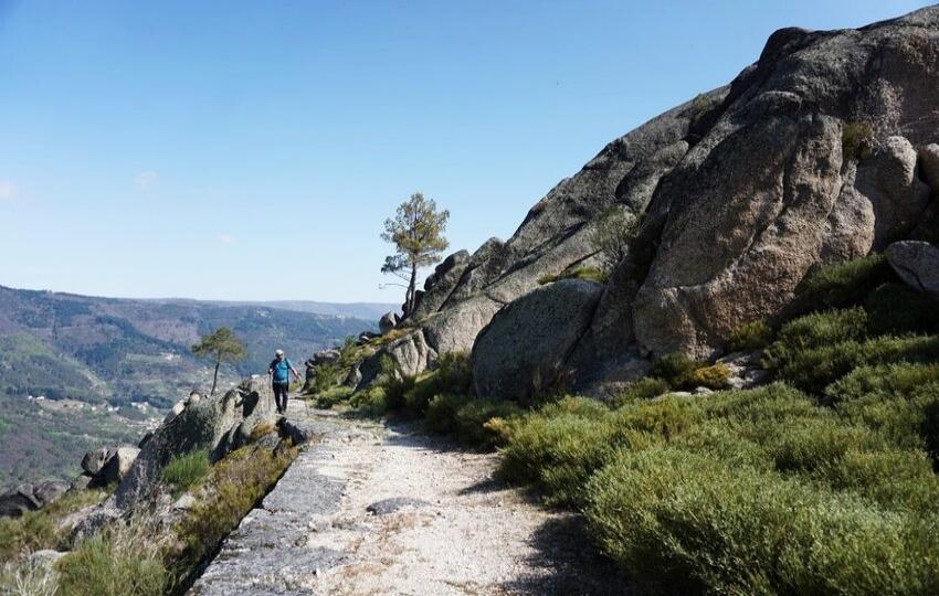 Walking trip through the Serra da Estrela, Portugal's highest mountain range