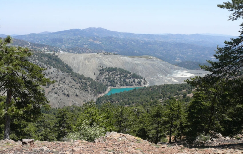 The Troodos Mountains and Akamas