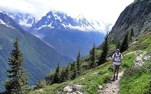 Tour Du MontBlanc (France, Italy, Switzerland)