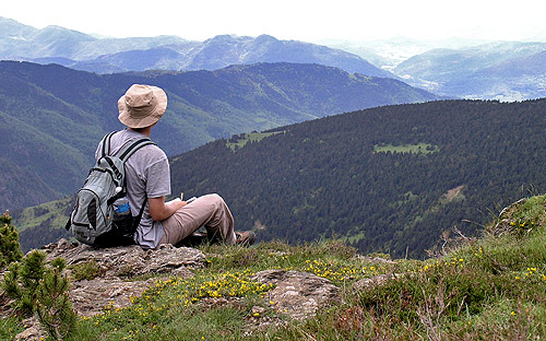 The Spanish Pyrenees Self Guided Walk