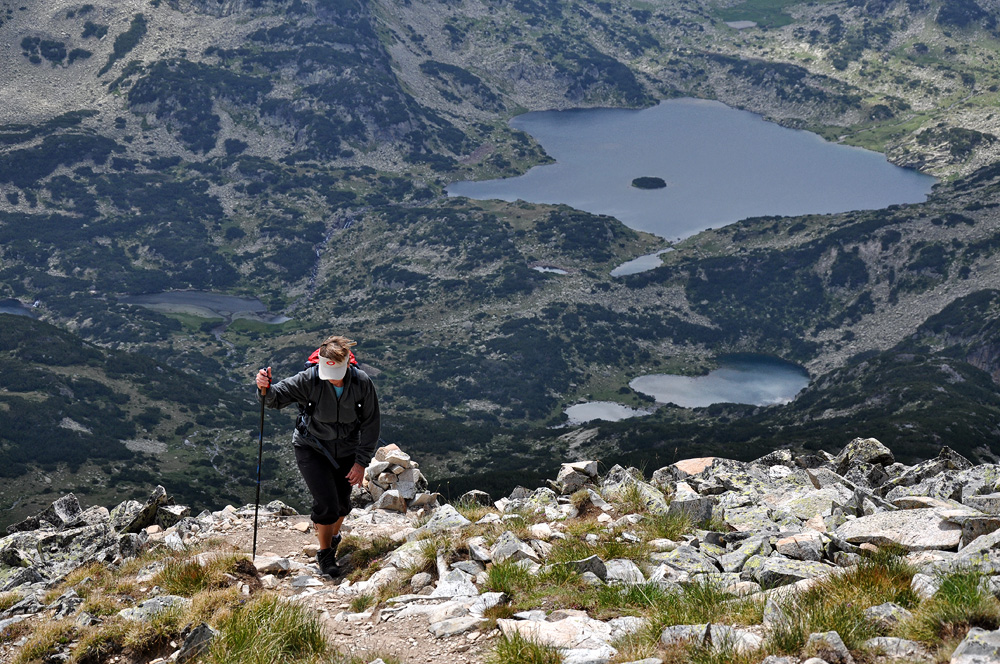 Pirin-Rodopi Mountain Trek