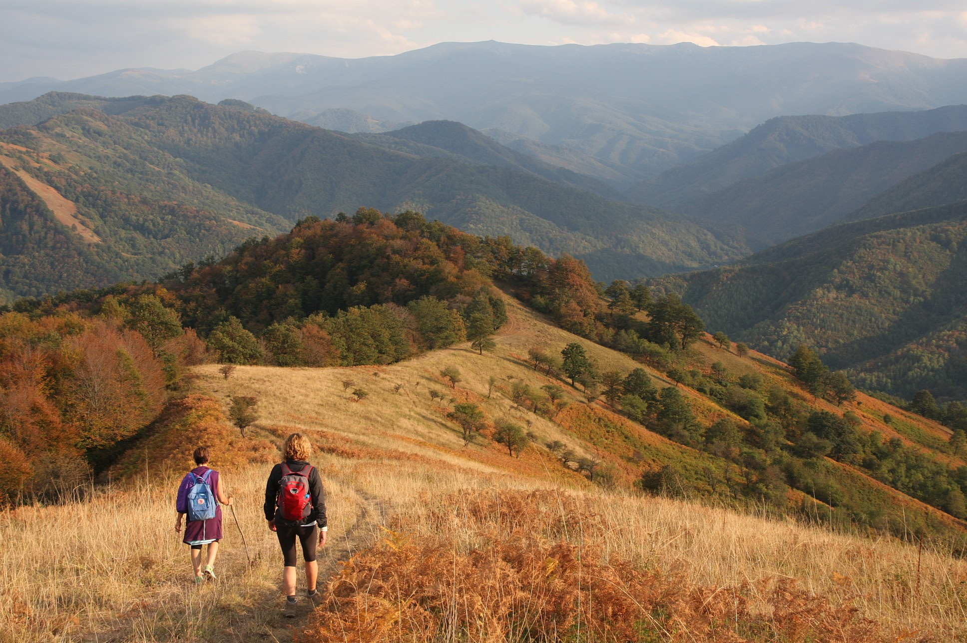 Balkan Mountains Self-guided Trek