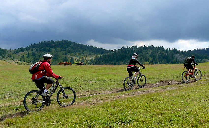 Rodopi mountain bike adventure (Bulgaria)