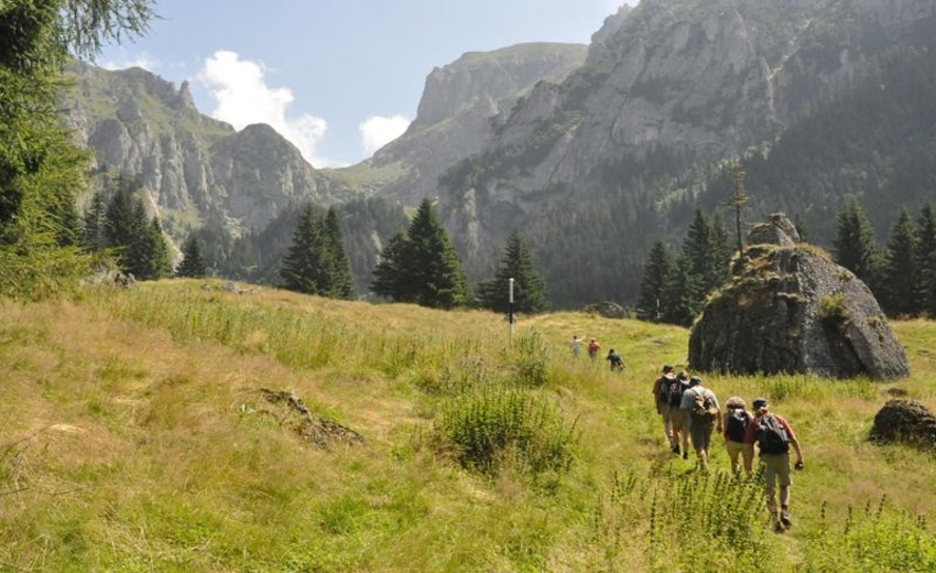 Carpathian Mountains Self Guided Trek,Transylvania (Romania)