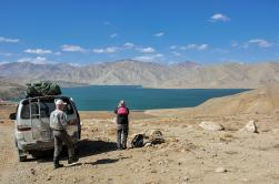 The Pamir Highway - Along the Silk Road from Tajikistan to Kyrgyzstan