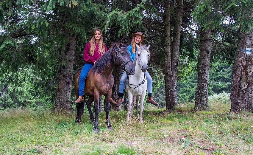3-day horse riding tours (Teteven Balkan, Rodopi Mountains and Sredna Gora)