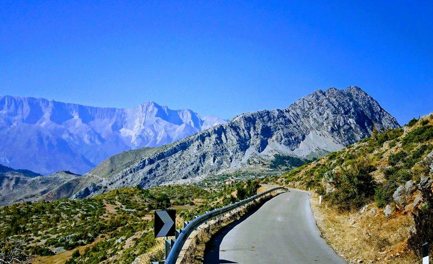 Cycling in Albania