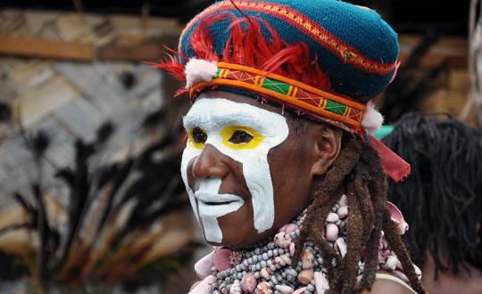 The Land of the Unexpected - Papua New Guinea