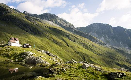 Hiking the Heart of South Tyrol