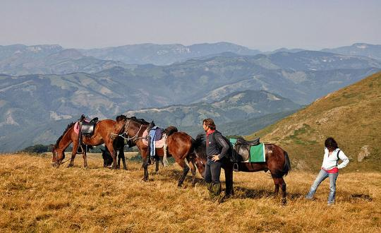 High Balkan Trail Ride