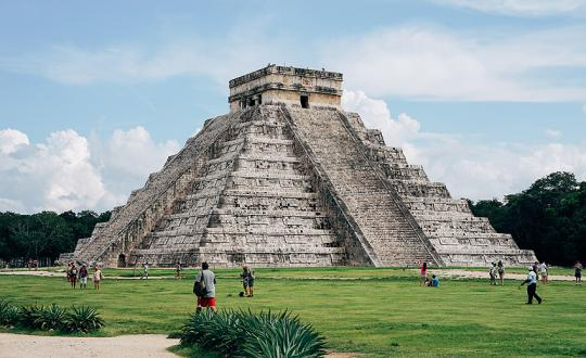 Journey to the Mayan Empire