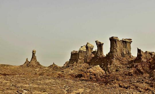 Danakil Depression - Dangerous as Hell and Beautiful Like Heaven