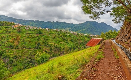 The Levada Self-guided Trek (Madeira, Portugal)