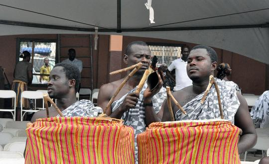Ghana, Togo, Benin - Voodoo and Tribal Festivals