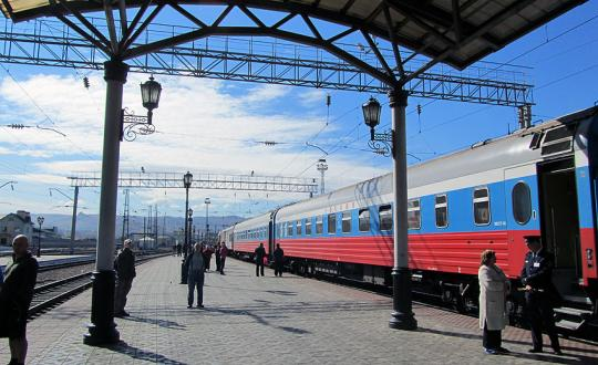 Transsiberian Railway - Group Departures